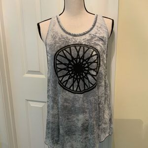 NWOT SoulCycle tank top size large